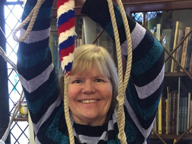 Ringing 'rounds' for Armistice Day 2018: Diane Smith