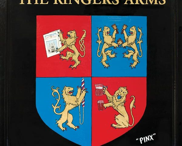 Spooky Stories from the Ringers' Arms