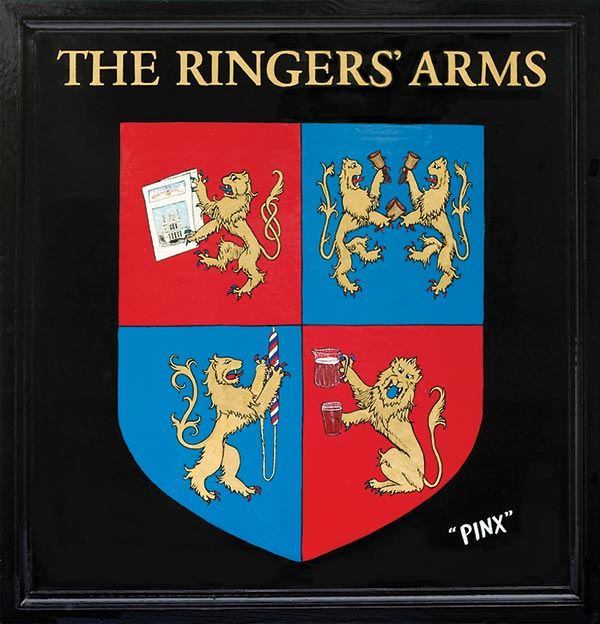 The Ringers' Arms.