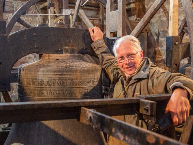 Inspirational bell restoration project